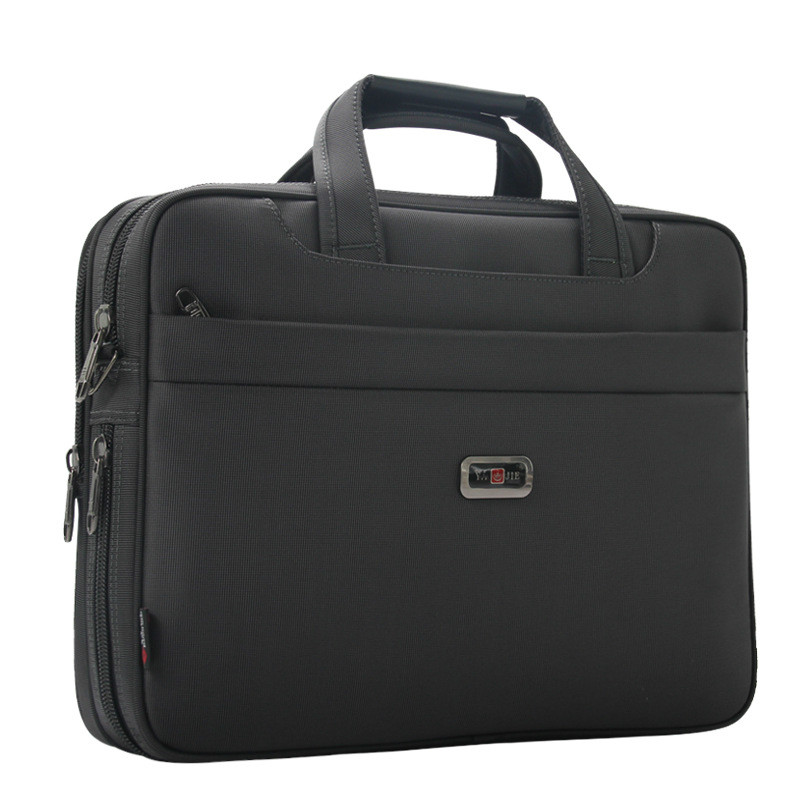 14 15 16 Inches Men's Briefcase High Quality Oxford Waterproof Laptop Computer Bag Large Capacity Business Men's Handbags