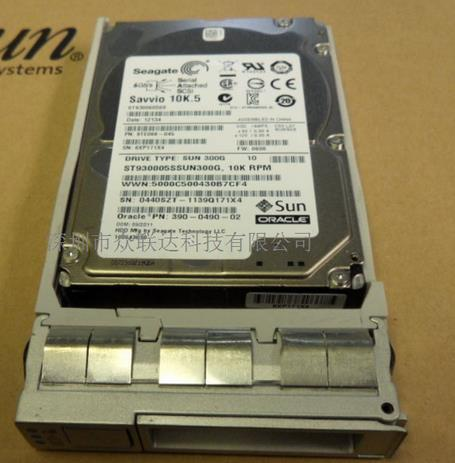 3 years warranty  100%New and original   T4-1 390-0487 542-0388 SUN 300G 10K 2.5inch