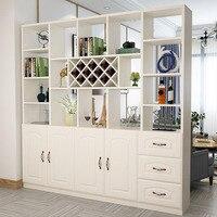 Новый современный минималистский многофункциональный шкаф для дома крыльцо Кабинет гостиная столовая украшения шкаф винный шкаф