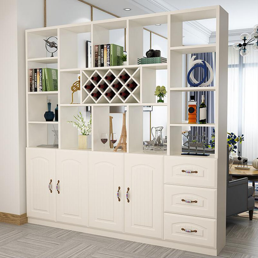New Modern Minimalist Multi Function Cabinet Home Porch Cabinet Living Room Dining Room Decoration Cabinet Wine Cabinet Rack