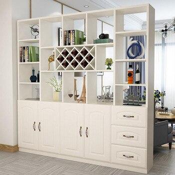 Nuevo moderno minimalista Multi-función de Casa porche gabinete de ...