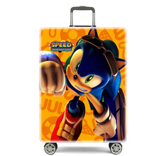 Cartoon Luggage Protective Cover Travel Accessories for 18-30 Inch Trolley Case Elastic Suitcase Bag Dust Rain Dust-Proof Covers