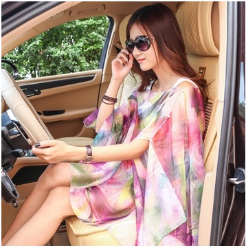 TDFunlive նոր ամառային շիֆոնով տպված - Սպորտային հագուստ և աքսեսուարներ - Լուսանկար 4