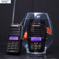2018 Baofeng UV XR 10Watts Powerful IP67 10W Waterproof Walkie Talkie CB radio portable Handheld 10KM Long Range Two Way Radio