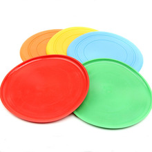 10 pieces lot Soft Dog Flying Disc Resistant Chew Rubber Pet Dog Training Flying Saucer