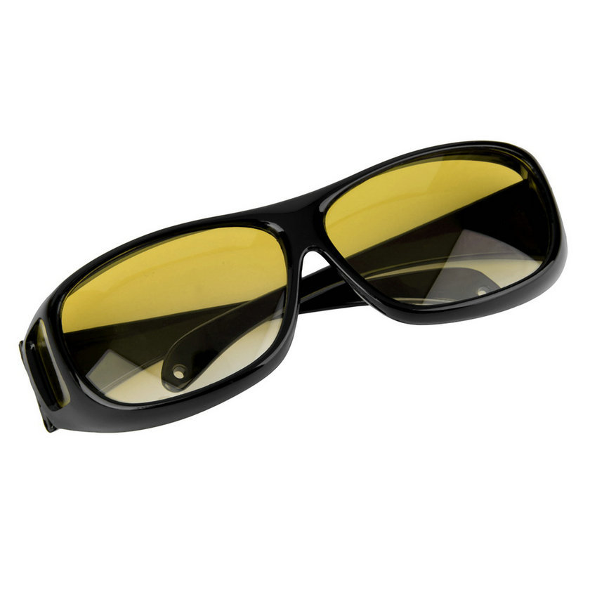 Man Woman Night Driving Glasses Anti Glaring Vision Driver Safety Sunglasses Classic Eye Protecting Glasses Eye Relaxation outeye 2016 new men women polarized clip on sunglasses oculos sun glasses driving night vision lens unisex anti uva anti uvb