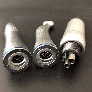 Image 2 - Dental MicroMotor Inner waterway Slow Handpieces Straight E Type Brush Motor dental Lab micromotor polish tool 4 hole