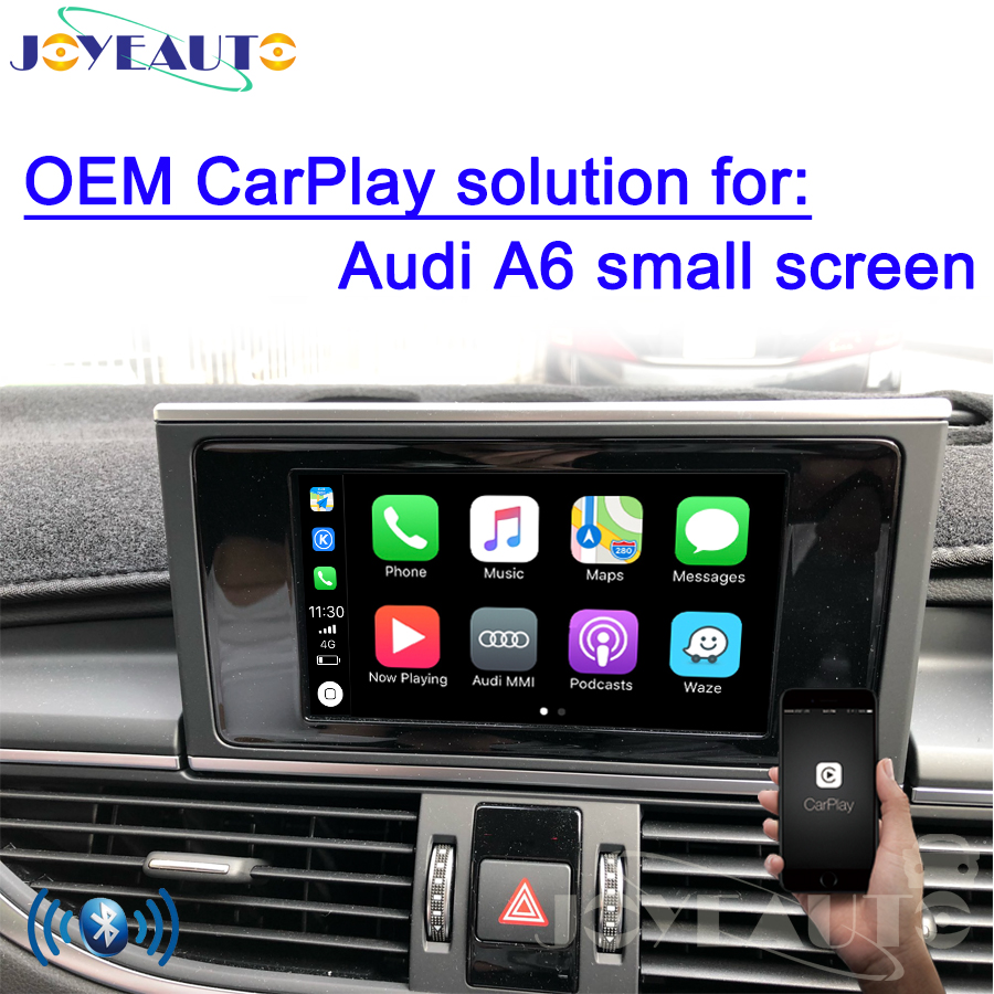 Joyeauto WiFi Wireless Apple CarPlay Carplay A6 C7 MMI RMC Small 6 5