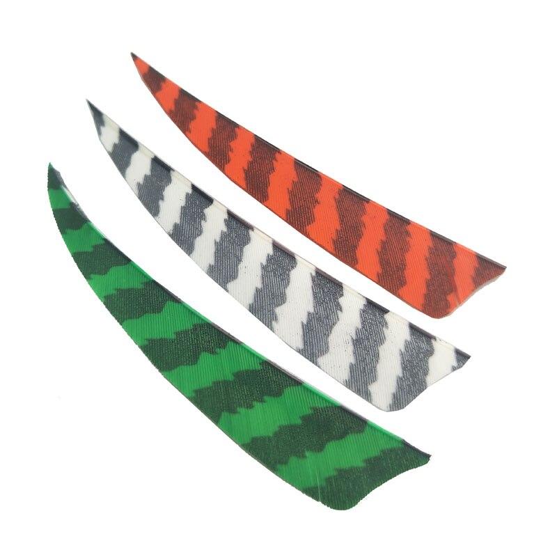 50 عدد تیراندازی با کمان Arrow Feather 4 اینچ - شکار