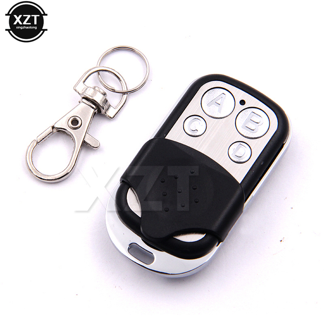 New 1pcs Remote Control 433mhz Electric Cloning 4 Channel Universal