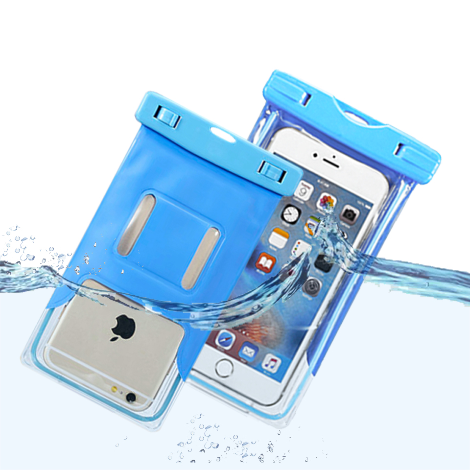 competitive price 8a143 792f2 US $3.31 23% OFF|Waterproof Case For Huawei Honor 6a 5c 8 lite 6x p9 lite  y6 ii Diving Phone Case Arm Cover Underwater Pouch Dry Bag Capa Fundas-in  ...