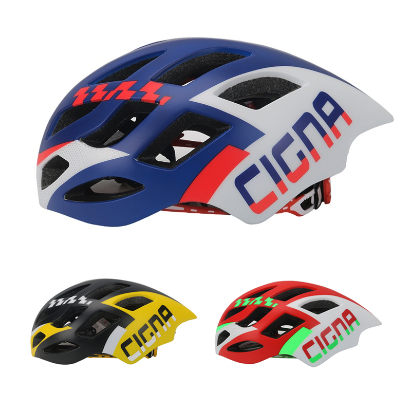 MTB Road Ultralight Bicycle Helmet CE Certification Cycling Helmet In-mold Bike Helmet Casco Ciclismo 57-62 CM for Men/Women
