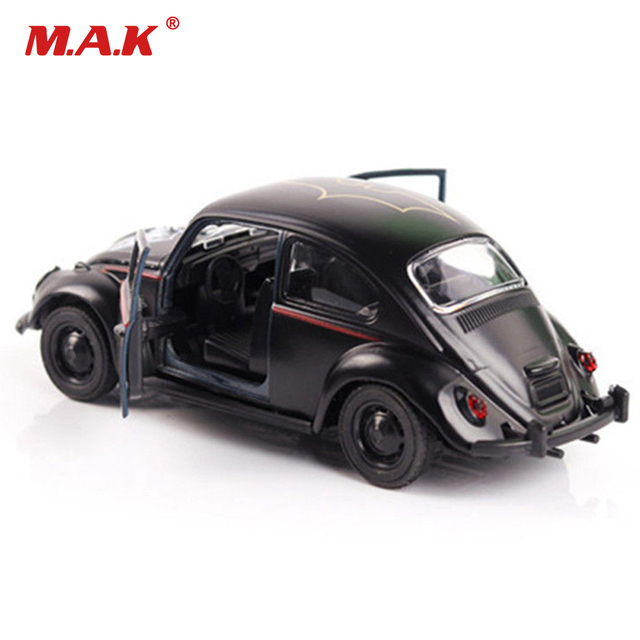 With Box 1 32 Scale Batman Cast Car Model Black Beetle Clic Vehicles Toy For Collection Hobbies Kids Gift