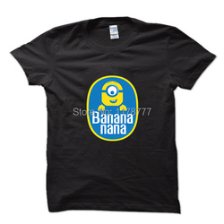 New minions banana nana t shirt men funny fashion cotton short sleeve top tee shirt male.jpg 250x250