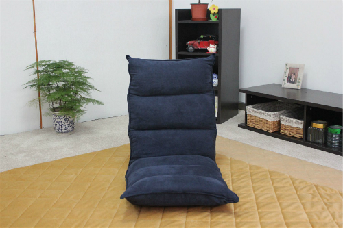 Leisure Lounger Single Sofa Bed Furniture Living Room Recliner Chaise Lounge Daybed Floor Adjustable Japanese Style Sofa Chair