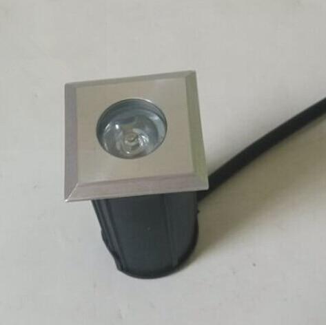 preco de atacado 3 w led enterrado lampada led subterranea lampada led inground luz ac12v branco