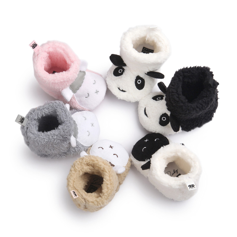 Wonbo-Winter-Cute-Panda-Animal-Style-Baby-Boots-Fleece-Worm-Cotton-padded-Shoes-Baby-Booties-Wholesale-0-1-Infant-Toddler-Shoes-2