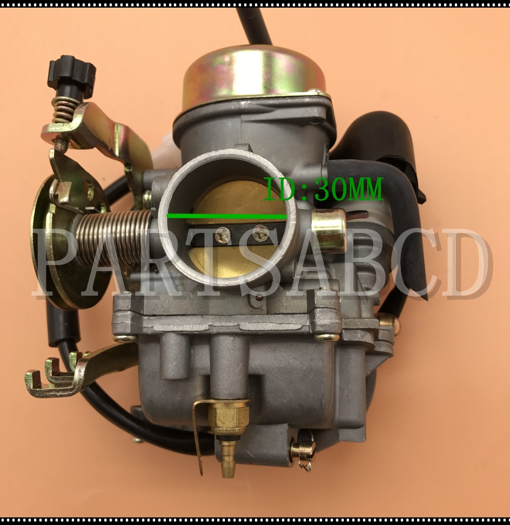 Карбюратор 30 мм для Linhai 260 Manco Talon 260cc 300cc ATV UTV