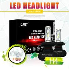 Modifygt S1 H4 Led H7 led H1 H8/H9/H11 light bulb for car Auto 9005 HB3 9006HB4 Automotive styling 12V 50W 8000LM 6000K