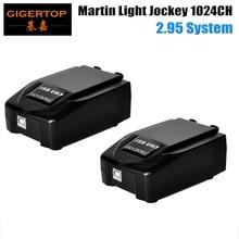 Freeshipping 2pcs/lot 1024 Martin Light jockey 2 Martin Professional Stage Windows based controller USB to DMX interface box
