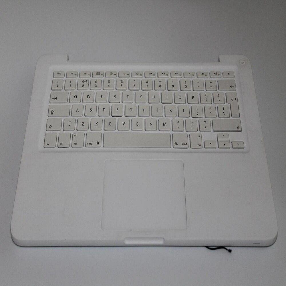 Здесь продается  Test FOR Macbook Unibody A1342 top case & UK Keyboard & Trackpad  Компьютер & сеть