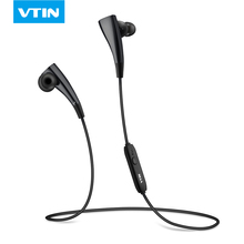 VTIN Magnetic Bluetooth Headphone V4.1 Wireless Stereo Headset Noise Isolating Earphones With Mic for iPhone Samsung HTC