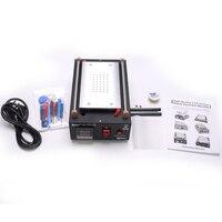 Uyue 948Q 110 220V Built In Pump Vacuum Metal Body Glass LCD Screen Separator Machine Max