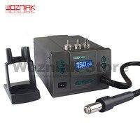 SCHNELL 861DW Upgrade Version 861X Blei-freies Heißer Air Gun Entlötstation 1300W BGA Rework Station für Telefon PCB Reparatur