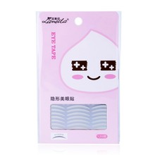 Natural Invisible Fiber Single Side Eyelid Tape Stickers - Instant Eye Lift Without Surgery - Perfect for Hooded, Droopy, Uneven