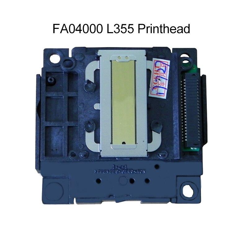D'origine FA04000 FA04010 Tête D'impression Pour Epson L300 L301 L351 L355 L220 L355 L210 WF2640 WF2650 Haute Qualité Tête D'impression