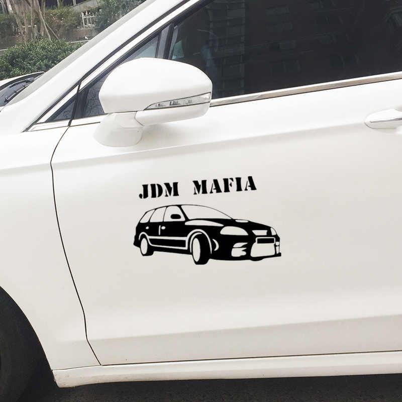 20*12cm car sticker jdm mafia for toyota caldina auto sticker Car Styling  removable EY-156