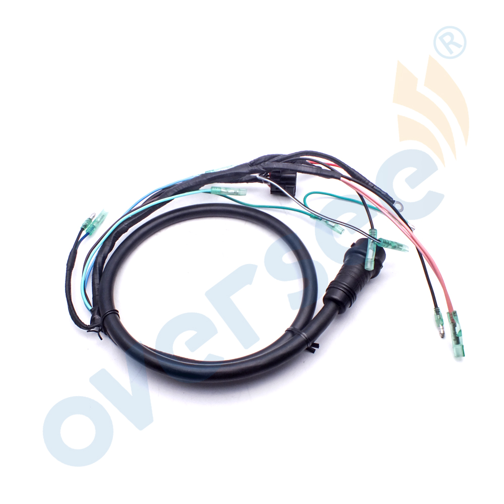 medium resolution of 66t 82590 20 outboard wire harness assy for replaces yamaha outboard engine in boat engine