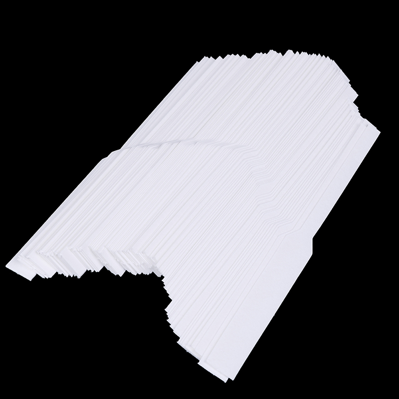 100pcs/pack Aromatherapy Fragrance 130*12mm Perfume Essential Oils Test Paper Strips Testing Strip