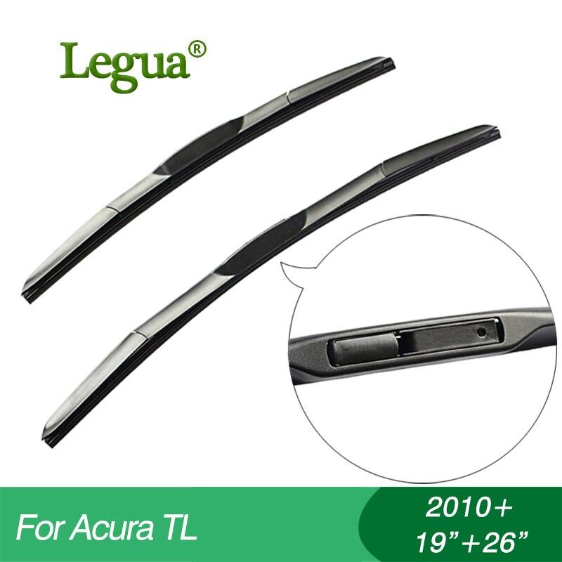 """Legua Wiper Blades For Acura TL(2010+),19""""+26"""",car Wiper,3"""
