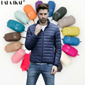 90% White Duck Down Winter Jacket Men M- XXXL Ultralight Coat Mens Plus Size Parka Puffer Down Jacket SMM0081-5