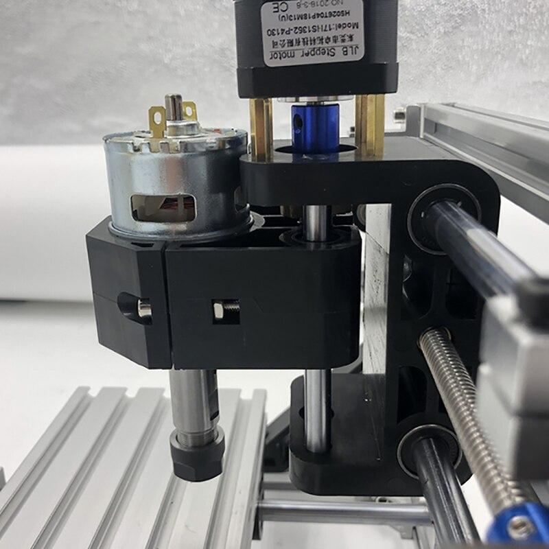 CNC1610 5500 mw Machine de gravure Laser ER11 500 mw 1500 mw tête bois routeur PCB fraiseuse bois sculpture Machine bricolage GRBL - 6