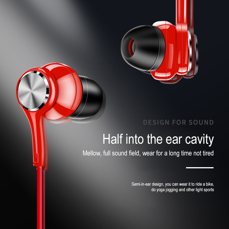 Bluetooth Earphone Magnetic Wireless Headphone HiFi Sound Stereo Headset Waterproof Earbud with Mic Sport Neckband for xiaomi GT 4