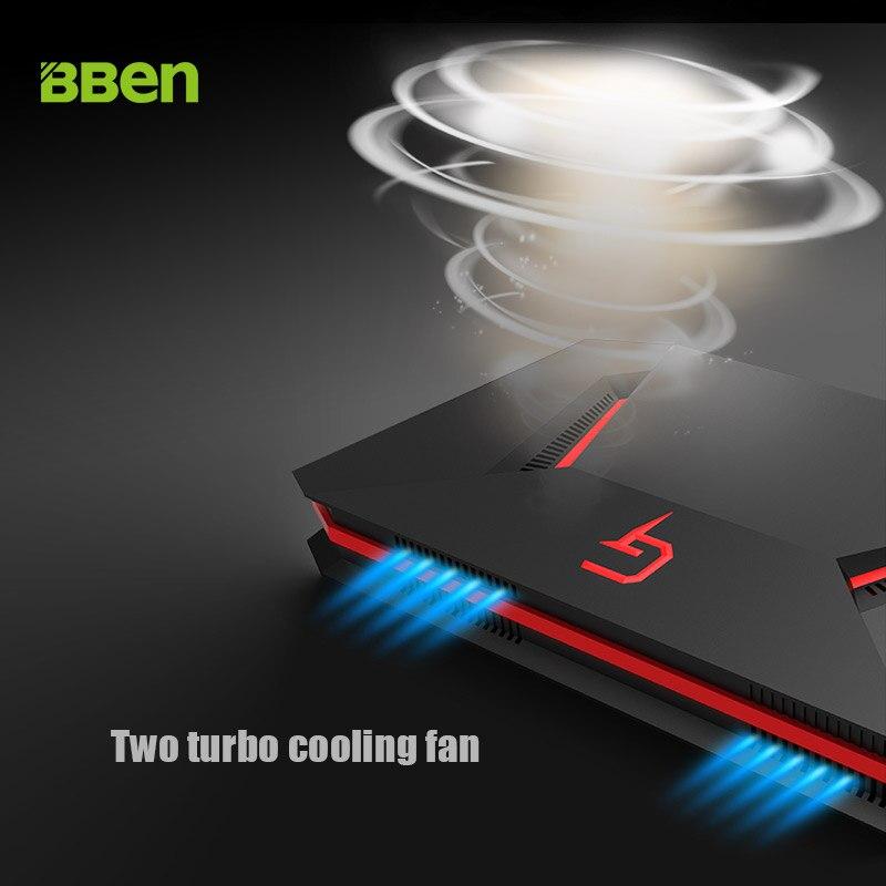 Bben DESKTOP mini computer fast boot quad core I7 7700HQ NVIDIA GEFORCE GTX1060 8GB 16GB RAM