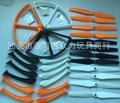 Para syma x8c x8w x8hc x8hw drone rc repuestos 3 color propeller guardia landing skid kit de piezas