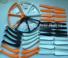 for syma x8c x8w x8hc x8hw rc drone spare parts 3 color propeller guard landing skid