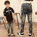 Fashion boys jeans trousers casual boys jeans pants denim boys pants  trousers for boys jeans autumn kids regular pants