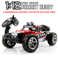 2016 New SUBO BG1513 1 12 High Speed Dersert Buggy 2 4GHz Remote Control System Of