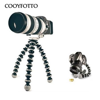 Large Octopus Flexible Tripod Stand Gorillapod for phone telefon Mobile Phone smartphone dslr and camera Table Desk mini tripod