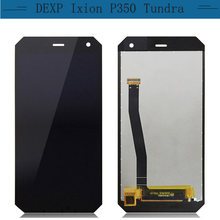 For DEXP Ixion P350 Tundra LCD Display Touch Screen Digitizer Assembly Mobile Phone LCDS p 350 Replace parts(China)