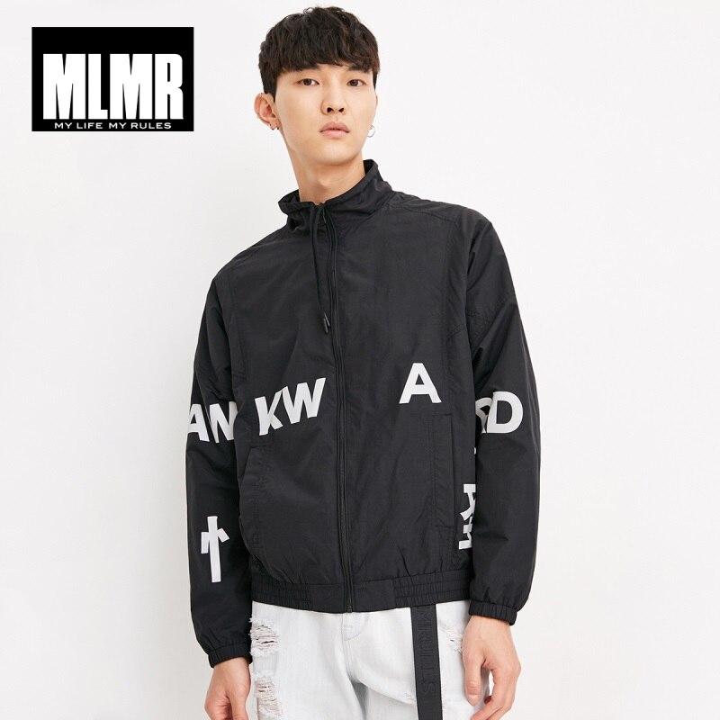 JackJones Men's MLMR Letter Printed Sports Jacket JackJones Brand Menswear Jacket 218321521