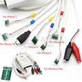 Prueba de Corriente de Alimentación de múltiples funciones Profesional Cable de Activación de la Batería de Carga junta para iphone 6/iphone6 plus 5S 5 4S 4