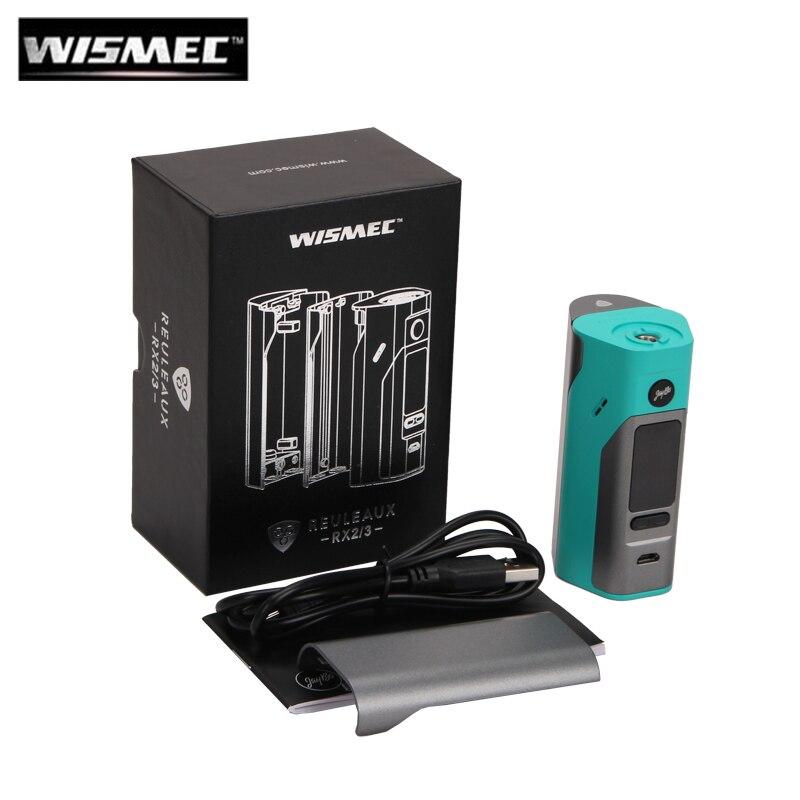 Original Wismec Reuleaux RX2/3 TC 150 watt/200 watt Box Mod Erweiterbare Firmware Reuleaux RX2 3 TC RX23 Mod VS RX200S