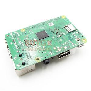 Image 5 - 2018 חדש מקורי פטל Pi 3 דגם B + בתוספת 64 קצת BCM2837B0 1 GB SDRAM WiFi 2.4/ 5.0 GHz Bluetooth PoE Ethernet PI 3B + PI3 B + בתוספת