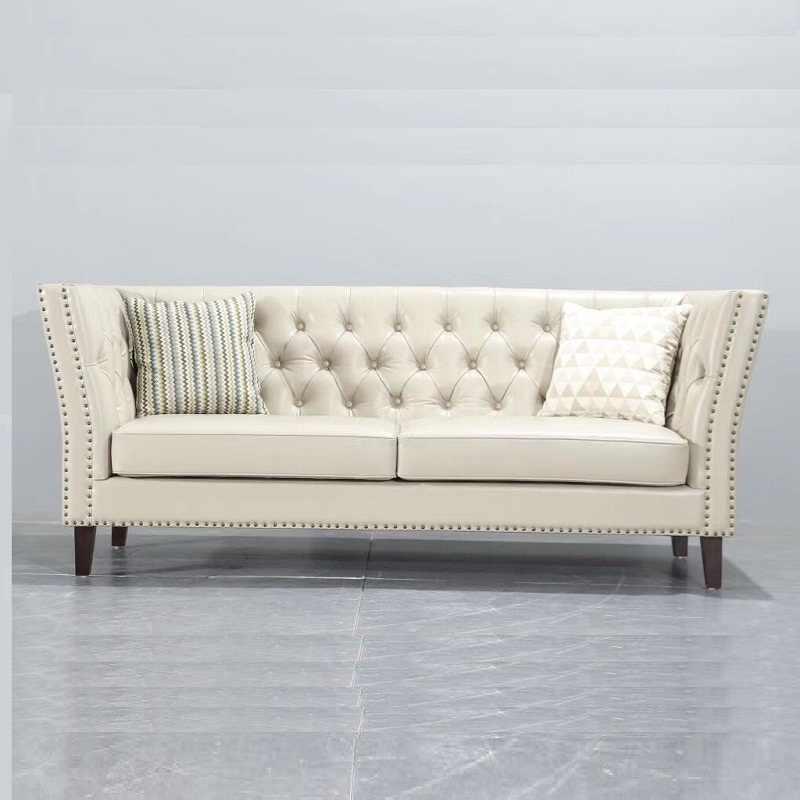 Genuine Leather Designer Sofa