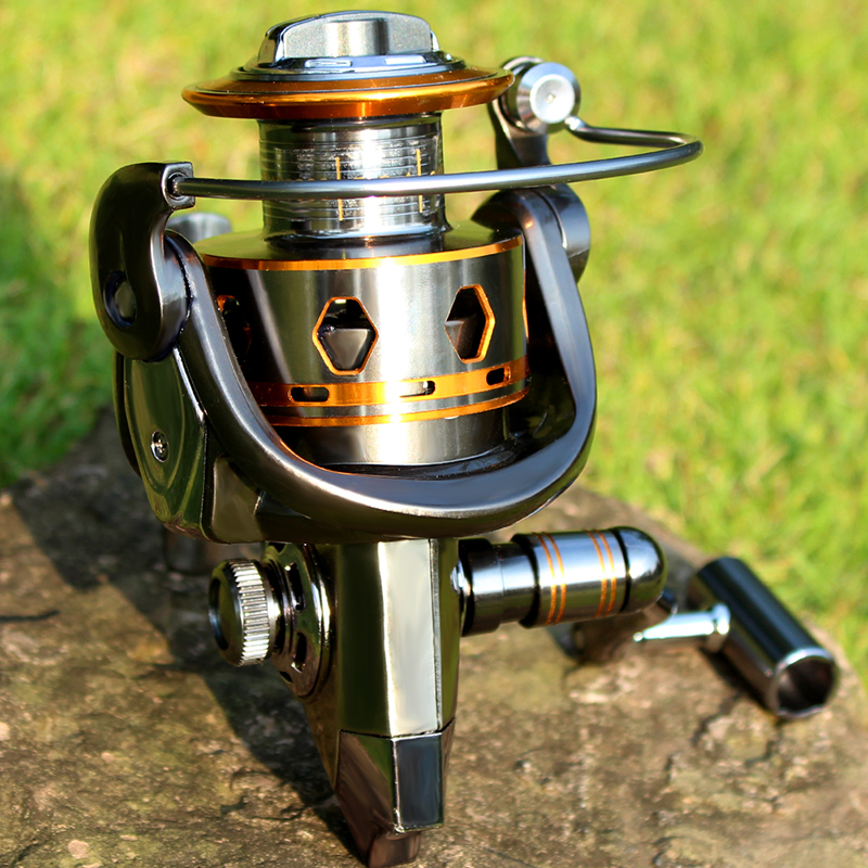 2016 New Full Metal Spool Trolling Reel Long Shot Carp Reel Salt Water Surf Spinning Big Sea Fishing Reel 7x19 structure 5mm high tensile 5mm diameter aisi 304 stainless steel wire rope cable